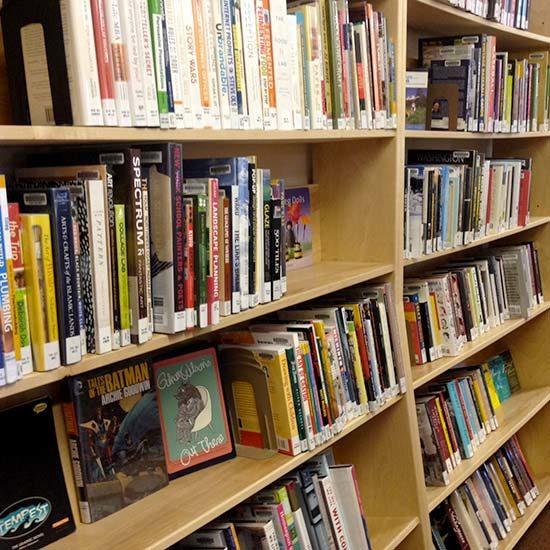 Twisp Public Library
